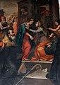 Aurelio lomi, Visitazione con i santi Agostino e Nicola da Tolentino, 02.JPG