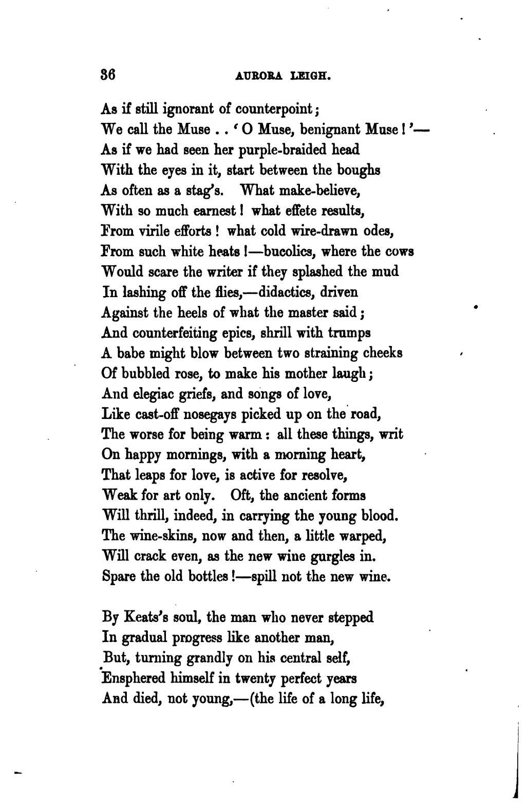 the perfect man poem