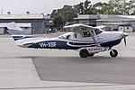 Ausjet Aviation Group (VH-XBF) Cessna 206H Stationair taxiing at Wagga Wagga Airport.jpg