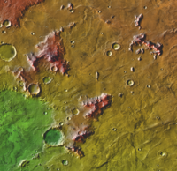 Ausonia Montes (THEMIS Day IR with MOLA Color).png