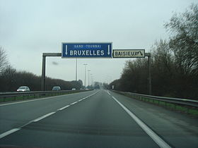 Image illustrative de l'article Autoroute A27 (France)