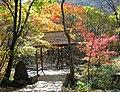 Autumn colors at Guanmen Mountain (1784219771).jpg