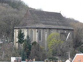 Gothic Protestant Church of Avas