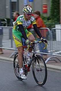 Axel Merckx Belgian cyclist