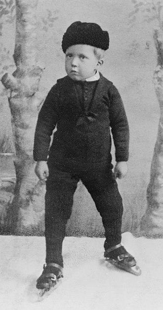 Axel Paulsen - Image: Axel Paulsen 1860s