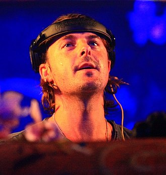 Axwell - Axwell performing at TomorrowWorld in 2013