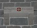 Aydat église inscription Sidoine Apollinaire.JPG