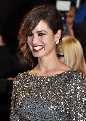 Bérénice Marlohe - Marlohe at the French premiere of Skyfall in October 2012