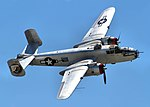 B25 Mitchell - Chino Airshow 2014 (14033501440).jpg