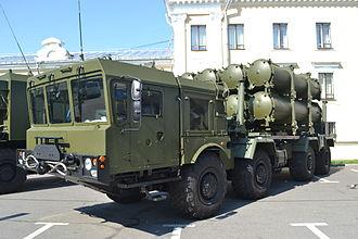 Kh-35 - Bal - coastal mobile missile complex