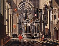BASSEN Bartholomeus van The Tomb Of William The Silent.jpg