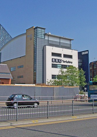 BBC Radio Leeds - BBC Yorkshire studios on St Peters Square in Leeds. BBC Radio Leeds is broadcast from here.
