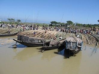 Kangsha River - Image: BD Surma 17