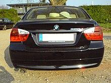 List Of Bmw Vehicles Wikipedia