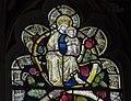 BVM & Jesus, east window Margaretting (13220968183).jpg