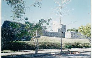 Bacalar - Fortress of San Felipe Bacalar