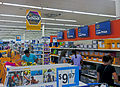 Back-to-school sale at Wal-Mart, Newburgh, NY.jpg