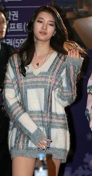 Bae Suzy - In December 2013