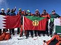 Bahraini team on the summit of Lobuche peak..jpg