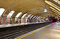 Baker Street tube station Hammersmith, City and Circle Line platform.jpg