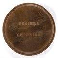 Baksida av bronsmedalj, TESSERA AMICITIA - Skoklosters slott - 99243.tif