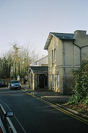Baldock railway station - Wikipedia