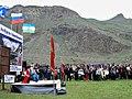 Balkarian fest in Bezengi 2011 (13).jpg