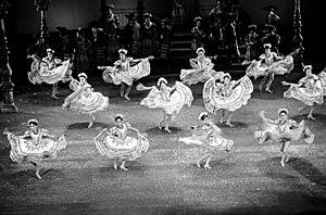 Ballet Folklórico de México - Ballet Folklórico de México, Mexico City, 1970