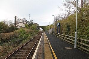 Ballycarry railway station - Image: Ballycarry (2)