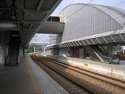 How to get to Bandar Tasik Selatan with public transit - About the place