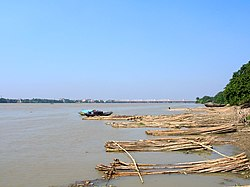 Hooghly River at Baranagar