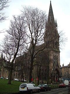 Barclay Viewforth Church Church