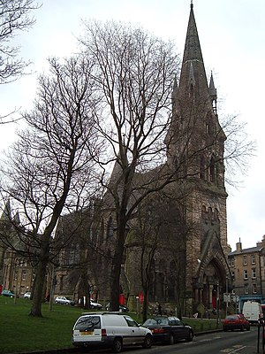 Barclay Viewforth Church - Barclay Church