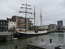 Barkentijn Marjorie II in Antwerpen.jpg