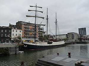 Nobiskrug - Sailing ship Marjorie built in 1930
