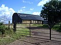 Barn, on Two Stone Lane - geograph.org.uk - 1458143.jpg