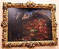 Bartolomeo bimbi, ciliege, 1699, 01 cornice di vittorio crosten.JPG