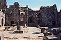 Basilica Complex, Qanawat (قنوات), Syria - West part- view to adyton from north - PHBZ024 2016 3554 - Dumbarton Oaks.jpg