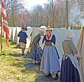 Battle of Guiliford Courthouse 1781 reenactment 04.jpg