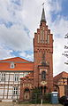 Baudenkmal Rathaus in Dömitz IMG 8831.jpg
