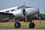 Beech D.18S Expeditor G-29 (PH-KHV) (9196898648).jpg