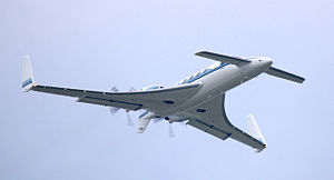 Beechcraft Starship in flight.jpg