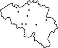 Belgium Wiki Loves Art 2016 participants map.pdf
