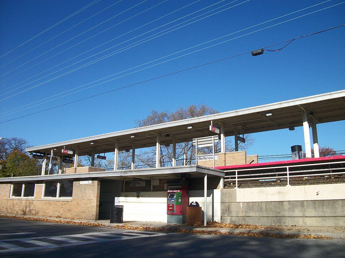 City Line Avenue >> Bellerose station - Wikipedia