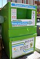 Benalmádena - Contenedores de reciclaje en Arroyo de la Miel 2.jpg