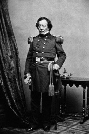 Bonneville Expedition (1857) - General Benjamin Bonneveille, circa 1861.