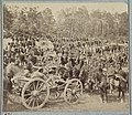 Benson's Horse Battery (M. 2d U.S. Art'y) near Fair Oaks, Va., June 1862 LCCN2012649371.jpg