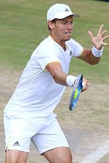 Tomáš Berdych Czech tennis player