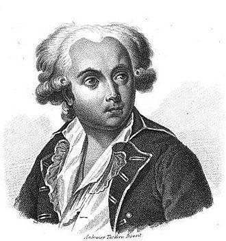 1750 in France - Nicolas Bergasse
