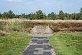 Bergen-Belsen concentration camp memorial - mass grave No 6 - 01.jpg